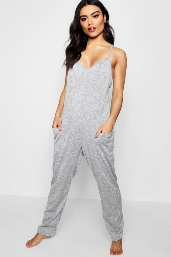 Lounge Slouch Jumpsuit