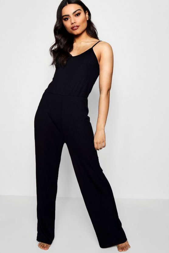 Gemma Ribbed Jumpsuit