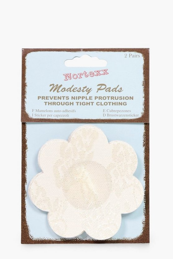 Lydia Fabric Flower Nipple Covers