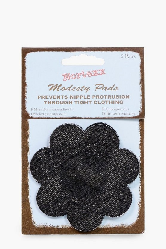 Frances Fabric Flower Nipple Covers