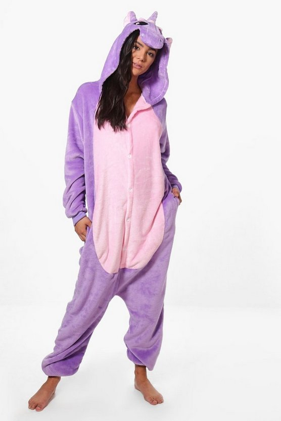 Martha Unicorn Super Soft Novelty Onesie