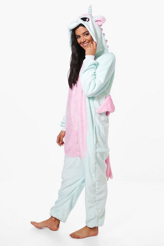 Robyn Unicorn Super Soft Novelty Onesie