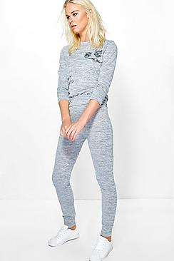 Laura Air Force Badge Tracksuit