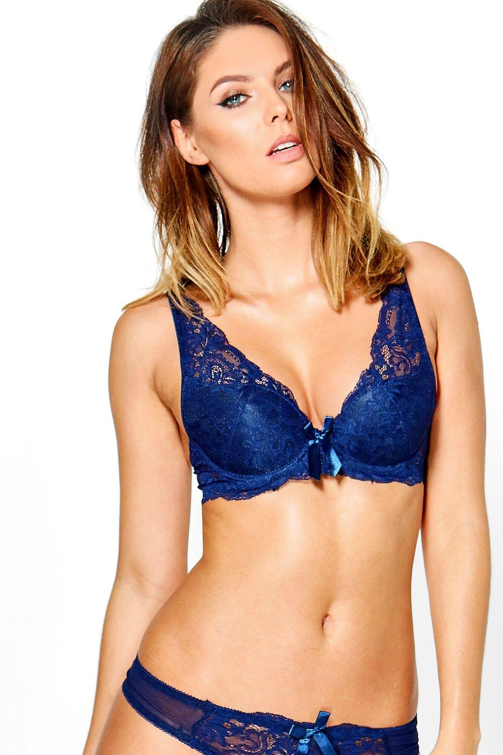 Emilia Lace Underwired Bra