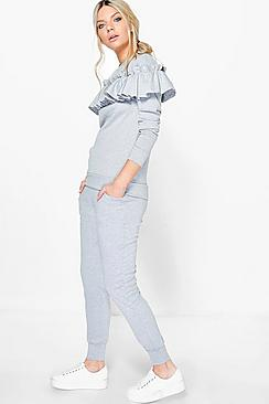 Kara Frill Jumper Loungewear Co-Ord