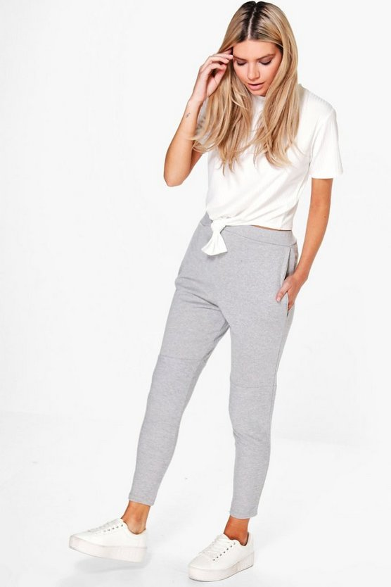 Sophie Marl Raw Edge Sweat Jogger