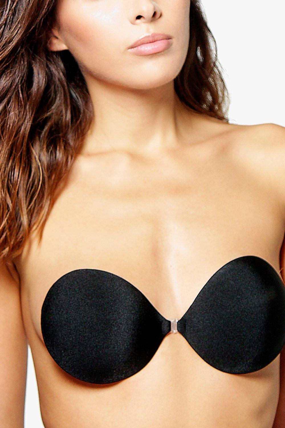 Gracie Stick On Enhance Clasp Front Bra