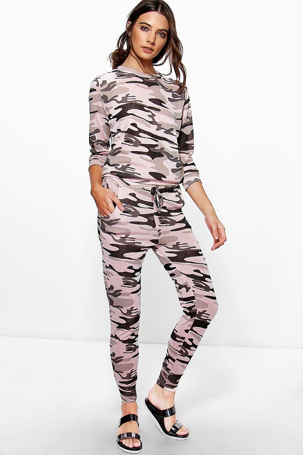 Lauren Camo Lounge Suit