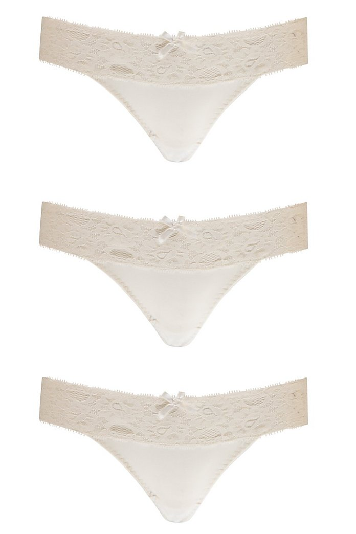 Laura 3 Pack Brief
