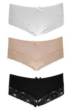 Louisa 3 Pack Hipster Brief