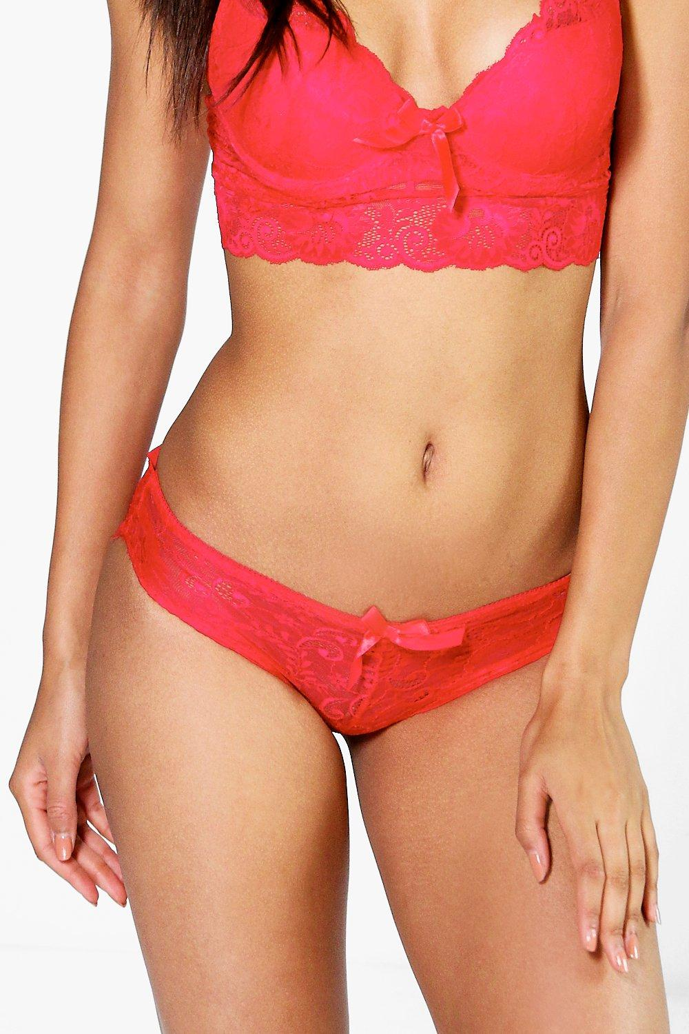 Gracie Lace French Knicker