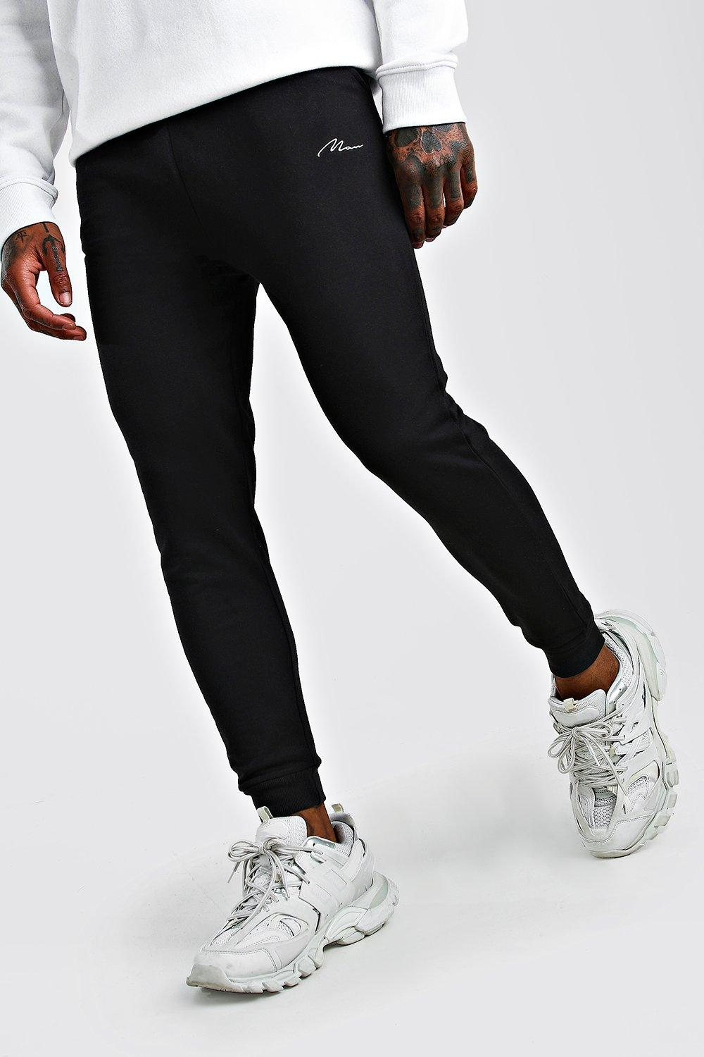 MAN Signature Relaxed Jogger
