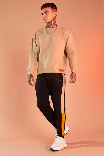 Multi Contrast MAN Official Tracksuit