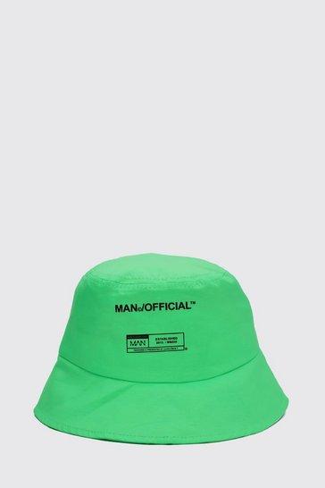 Green MAN Official Bucket Hat