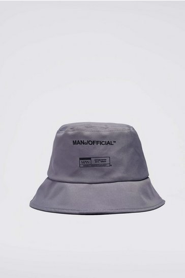 Grey MAN Official Bucket Hat