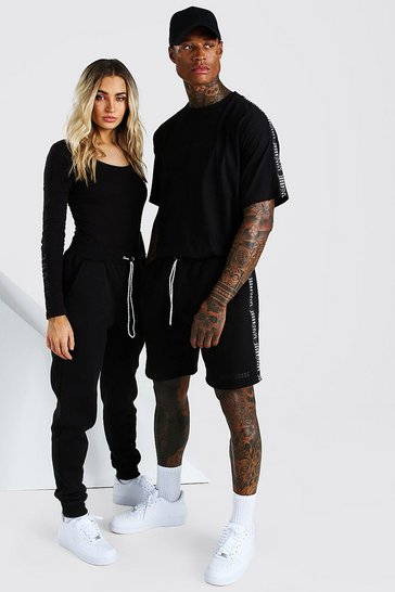 Black Abode Ladies Scoop Back Bodysuit