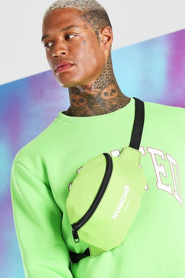 Green Quavo Pastel Bum Bag
