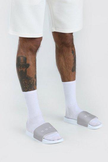 Grey His Slider