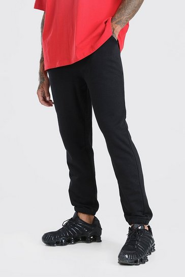 Black Skinny Fit Jogger