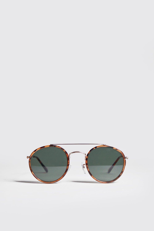 Купить Круглые солнцезащитные очки с изображением летучей мыши, boohoo