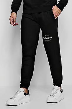 Pantaloni jogging a vestibilità larga Nouveauu Homme