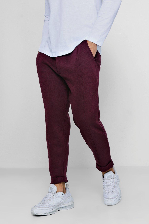 Купить со скидкой Укороченные узкие брюки для бега с поворотным платья и с отделкой Tab