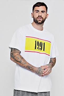 1991 Oversized T-Shirt