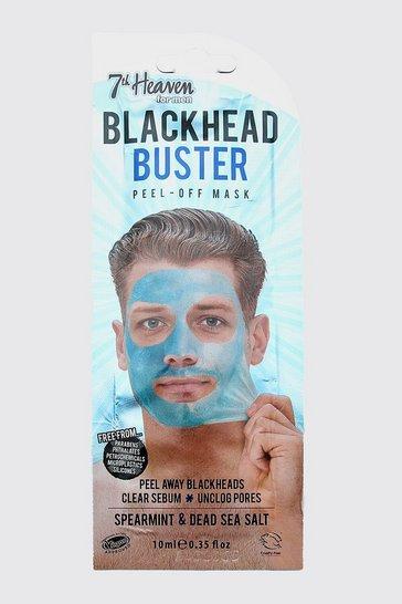 Multi Men's Dead Sea Salt Peel Off Mask