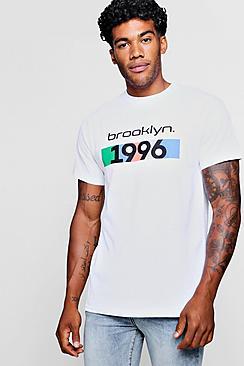 1996 Brookly T-Shirt