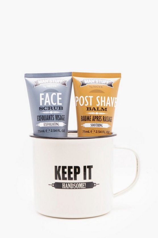 The Man Mug Gift Set