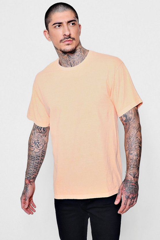 Loose Fit Washed T-Shirt