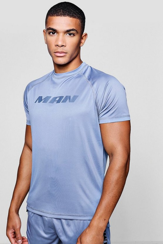 Active Gym Raglan T-Shirt