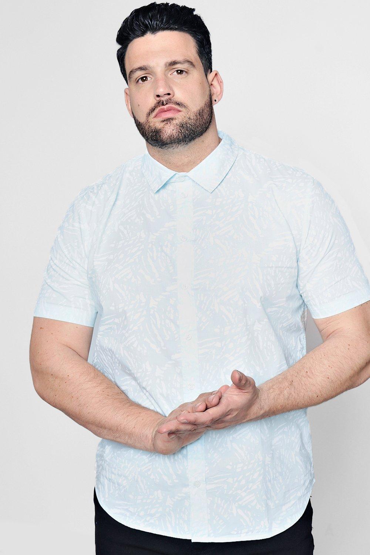 Купить Shirts, Big And Высокие мятный Рубашка с принтом, boohoo