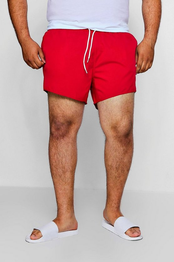 Big And Tall Mid Length MAN Swimshort