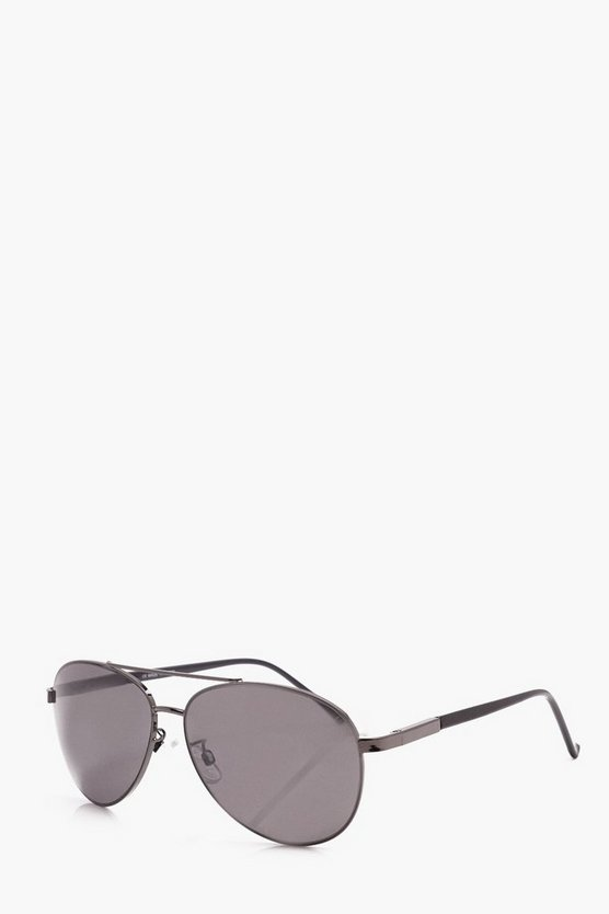 Black Lens Aviator