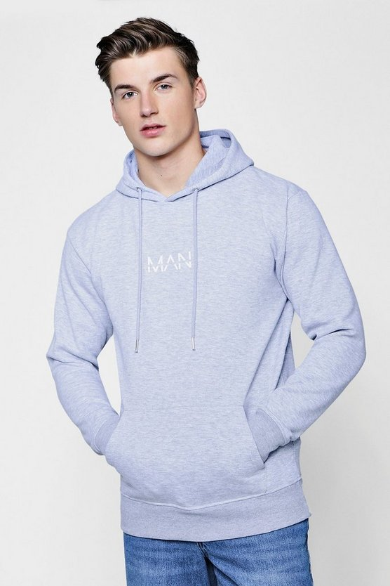 Original MAN Over The Head Hoodie