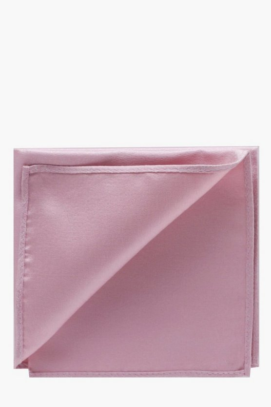 Plain Pocket Square