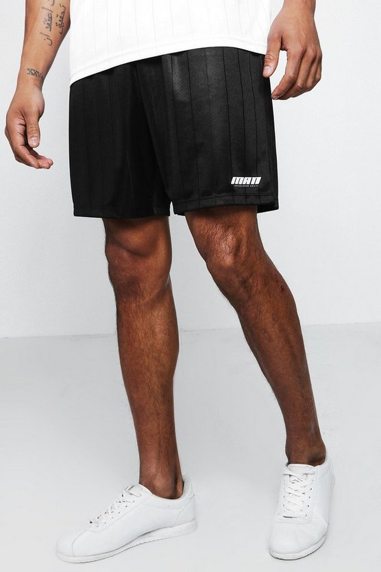 MAN Football Shorts Co-ord