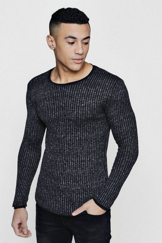 Lightweight Rib Jumper