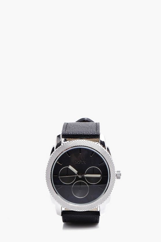 MAN Multi Face Watch