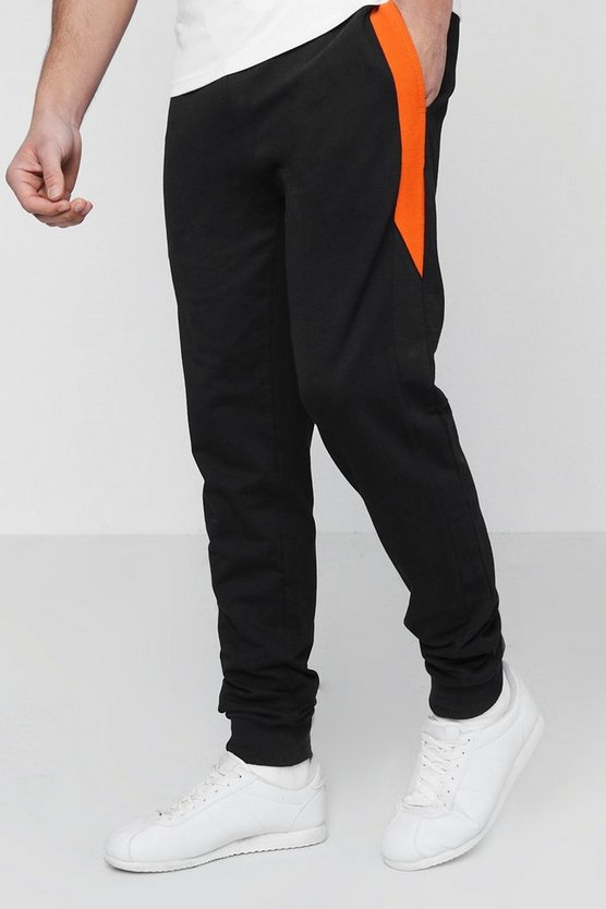Skinny Fit Sports Stripe Jogger