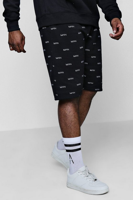 Short homme en Jersey Basketball Big And Tall