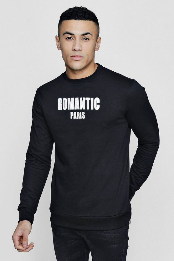 Sweat Paris romantique