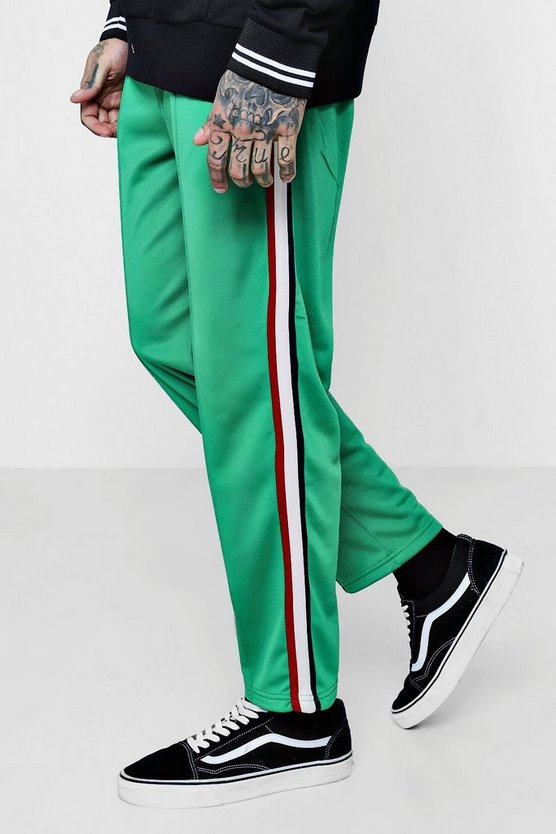 Tricot Cropped Jogger