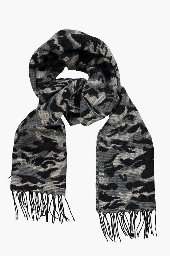 Camoflage Scarf