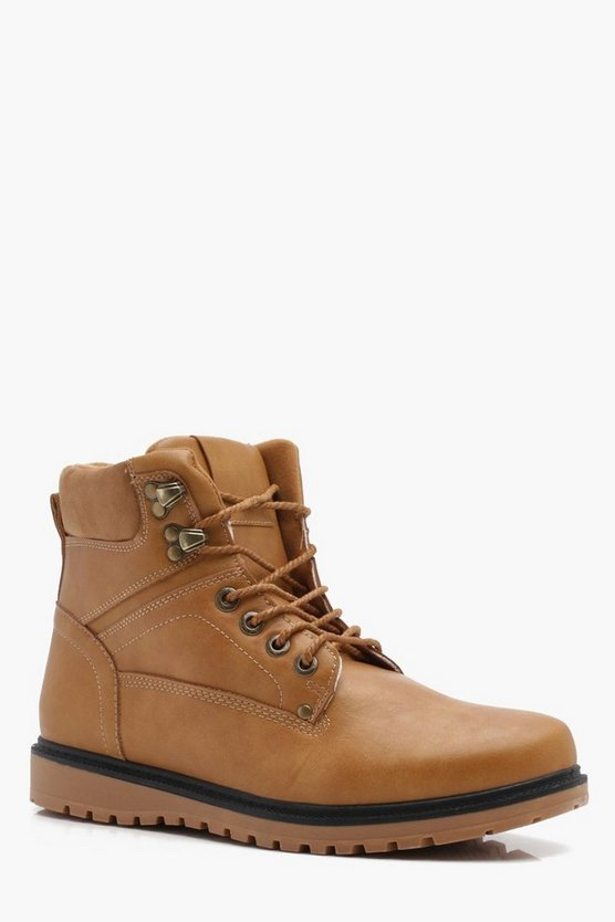 PU Hiker Boot