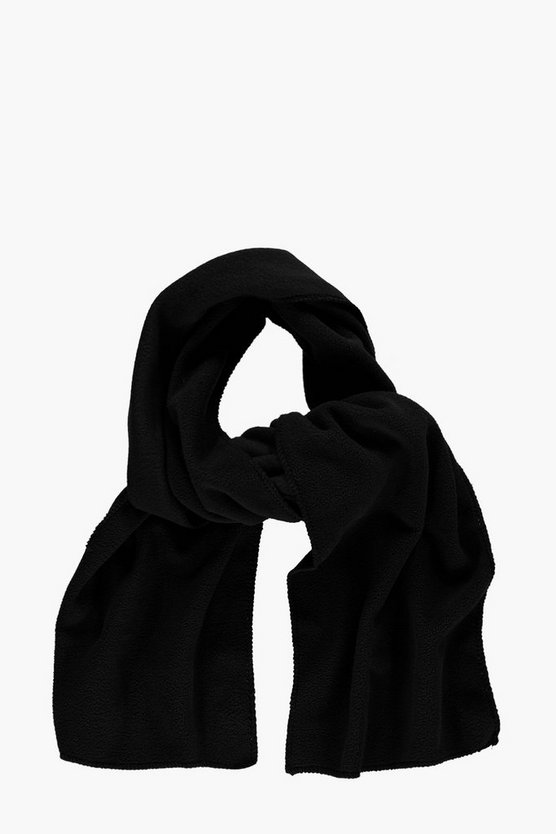 Mens Fleece Scarf