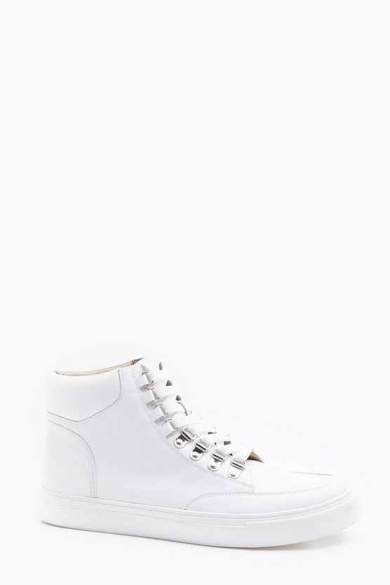 Eyelet Detail High Top