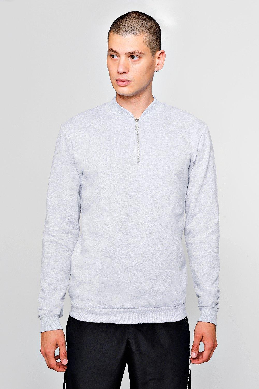 Купить Casual Tops, Спортивный свитер на молнии, boohoo
