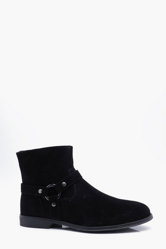 Buckle Detail Boot